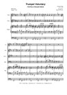 Trumpet Voluntary (for Woodwind Quartet - Organ Accompaniment)