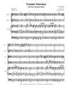 Trumpet Voluntary (for String Quartet - Organ Accompaniment)