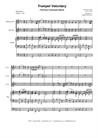 Trumpet Voluntary (for Saxophone Trio - Organ Accompaniment)