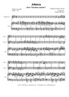 Alleluia (from 'Exsultate, Jubilate' - Duet for C-Trumpet)