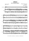 Alleluia (from 'Exsultate, Jubilate' - Duet for Soprano & Tenor Saxophone)